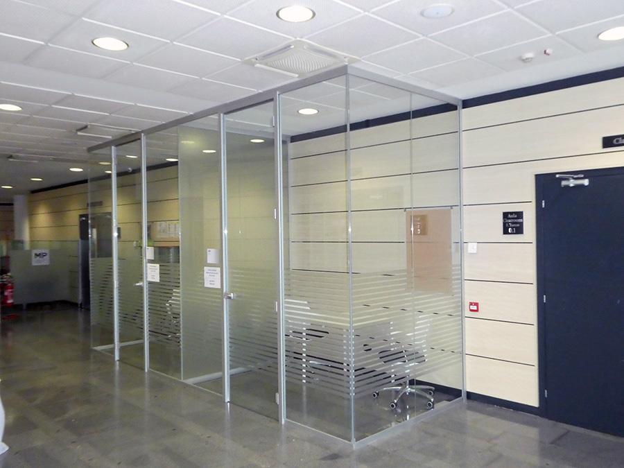 box in vetro per riunioni
